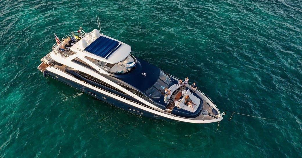 the cabana motor yacht
