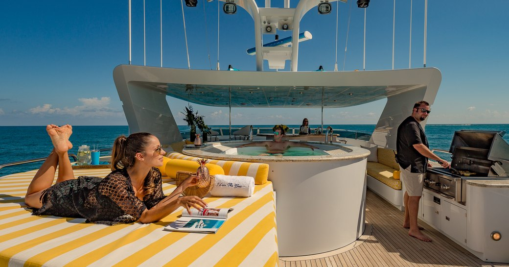 Caribbean charter special: Luxury yacht 'I Love This Boat' reduces rates photo 1