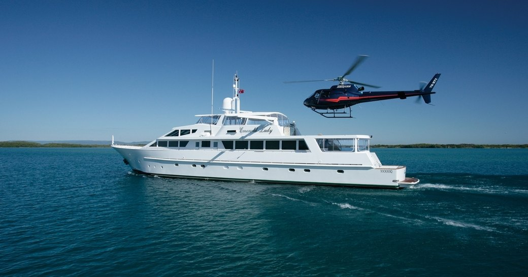 Adventure in Australia On Board Charter Yacht 'Emerald Lady'  photo 7