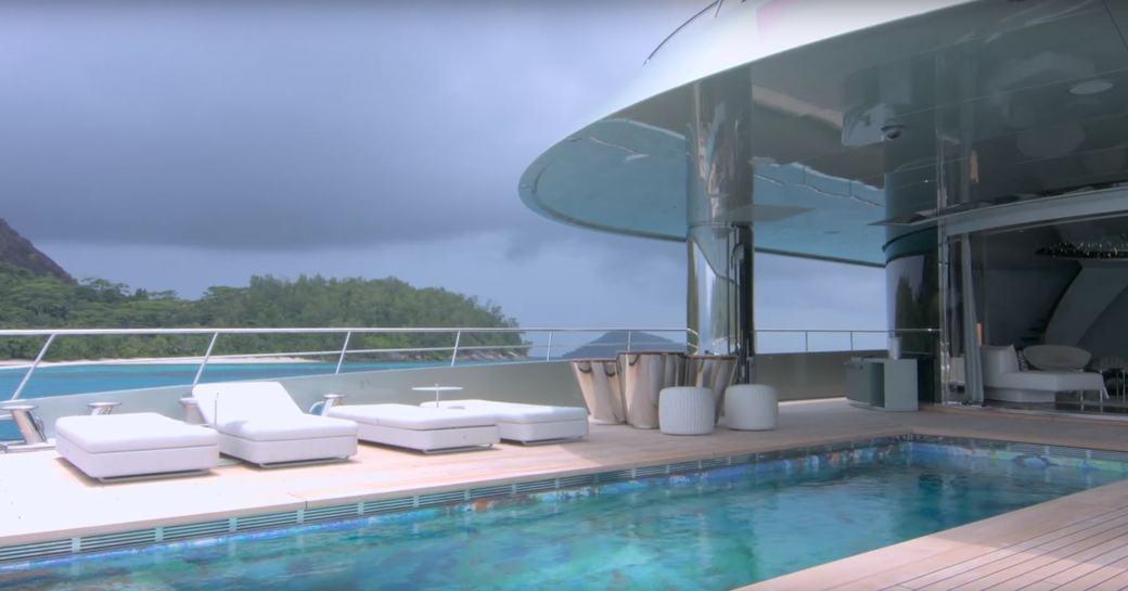 Brand New Video Of Feadship Charter Yacht SAVANNAH photo 1