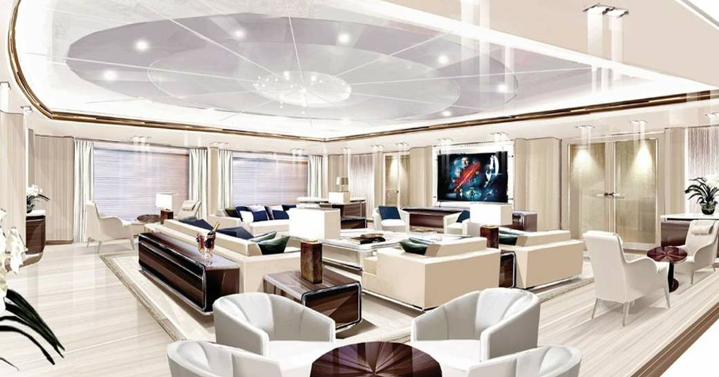 Brand new 95m charter yacht O'PARI on track for 2020 delivery  photo 8