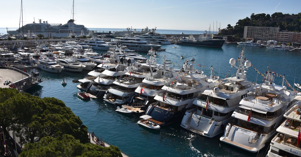 How to get on board your superyacht at the Monaco Grand Prix photo 6