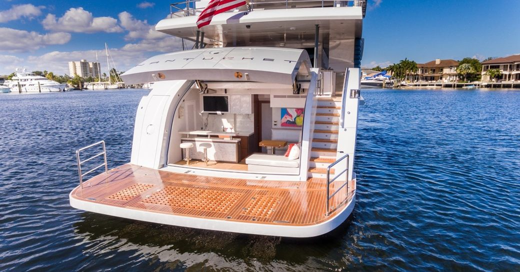 motor yacht day one beach club