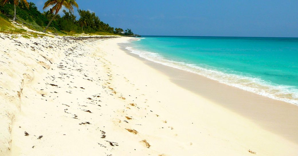 Great Guana Cay Beach in The Abacos