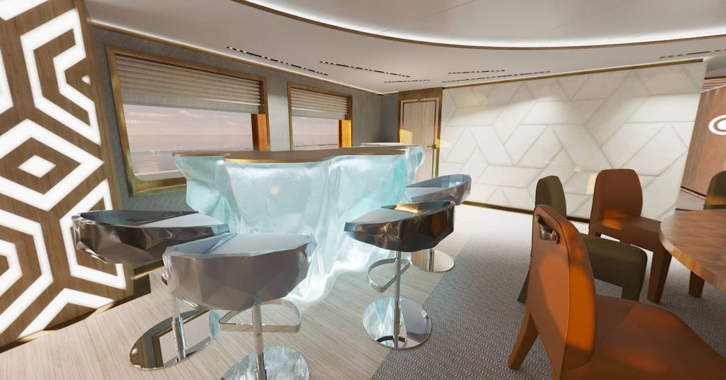 Groundbreaking expedition yacht 'La Datcha', currently in build, to charter in 2021 photo 2