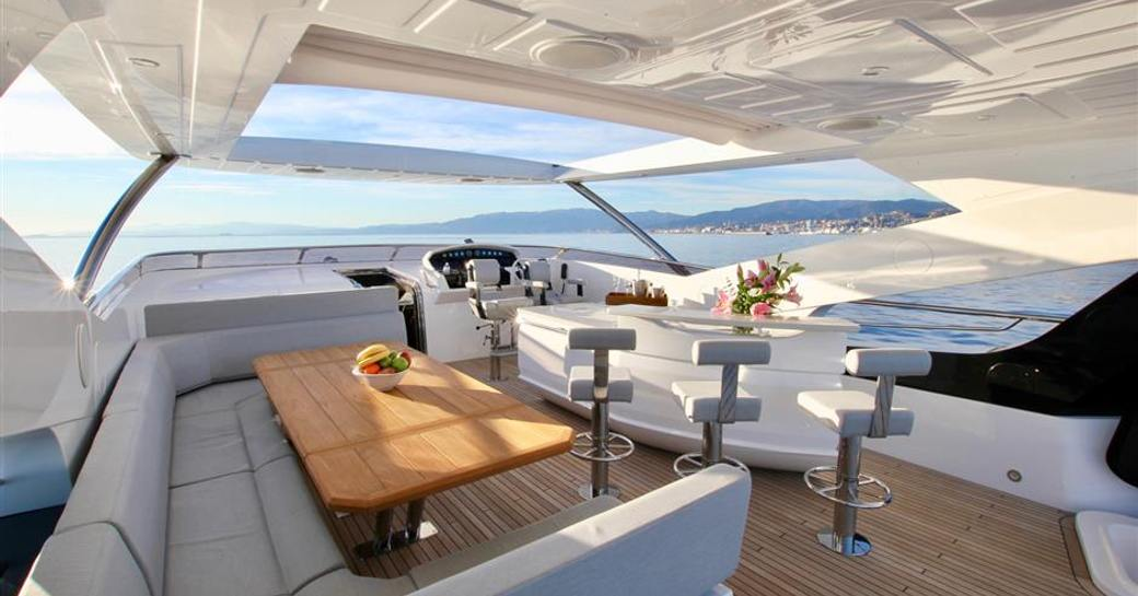 Brand new 35m Superyacht Mr K available for Summer Charters in Italy & France photo 2