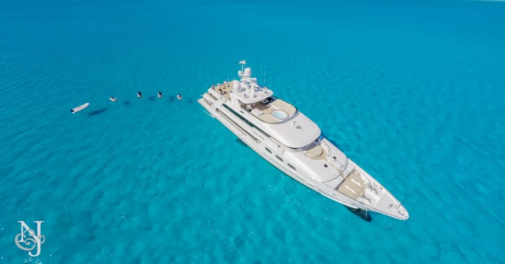 Superyacht 'Casino Royale' Open For Summer Charters In The Mediterranean photo 4