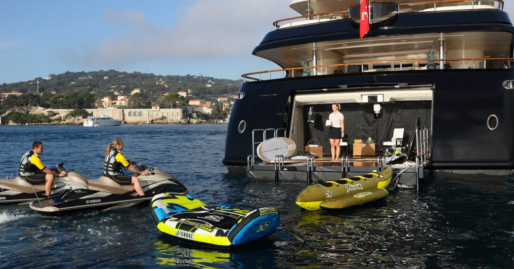 Charter yacht BASH stars in 'World's Most Luxurious Yachts' documentary photo 6