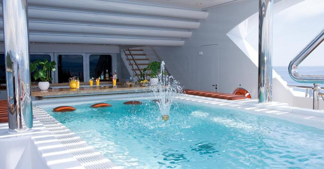 Experience the magic of the Caribbean on board Lurssen superyacht 'Martha Ann' photo 1