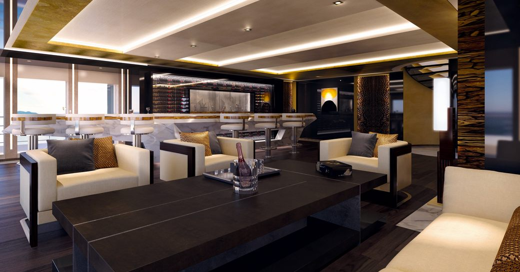 New renderings paint a picture of serenity aboard 88m megayacht 'Illusion Plus' photo 1