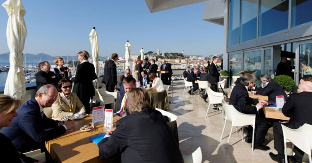 Superyachts Gather in Cannes for MIPIM 2017 photo 2