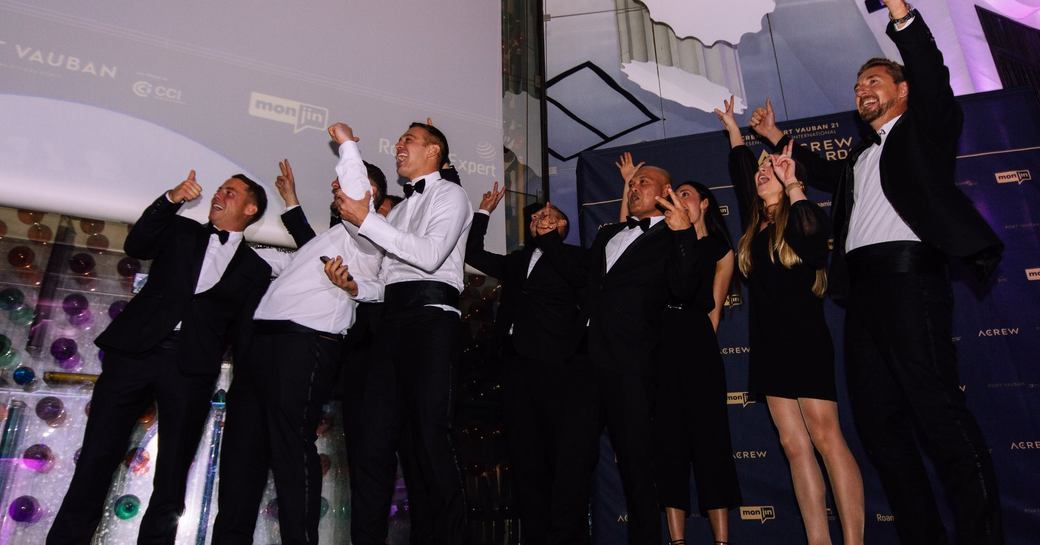 Charter yachts steal the show at 2018 International Crew Awards  photo 2