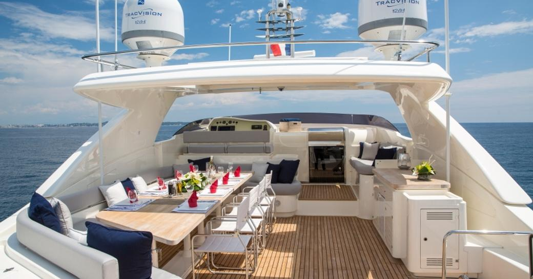 5 Top Charter Yachts To See At The Cannes Yachting Festival 2017 photo 15