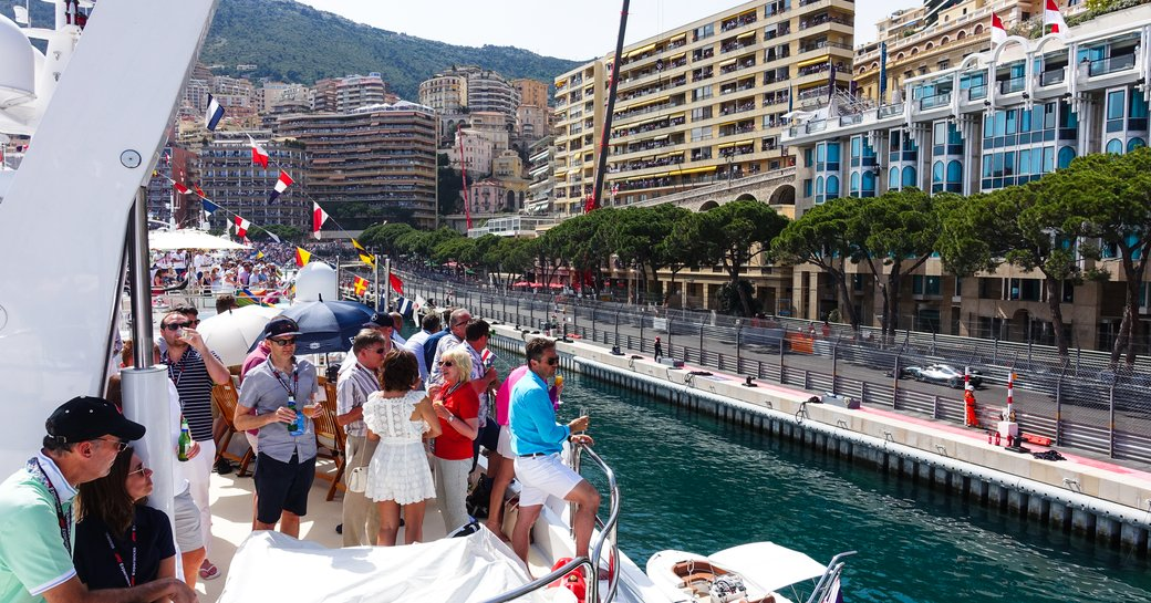 Chartering a yacht at the Monaco Grand Prix: everything you need to know photo 4