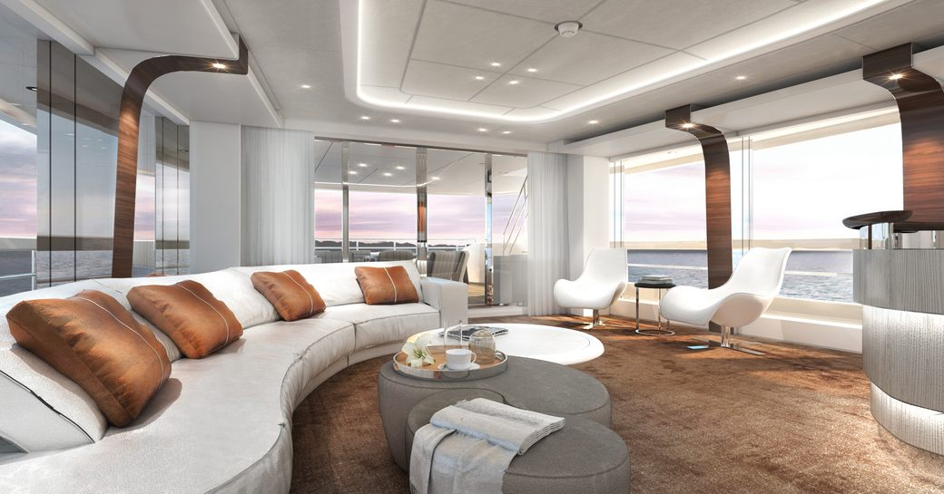 Heesen launches second hybrid yacht Project Electra photo 7