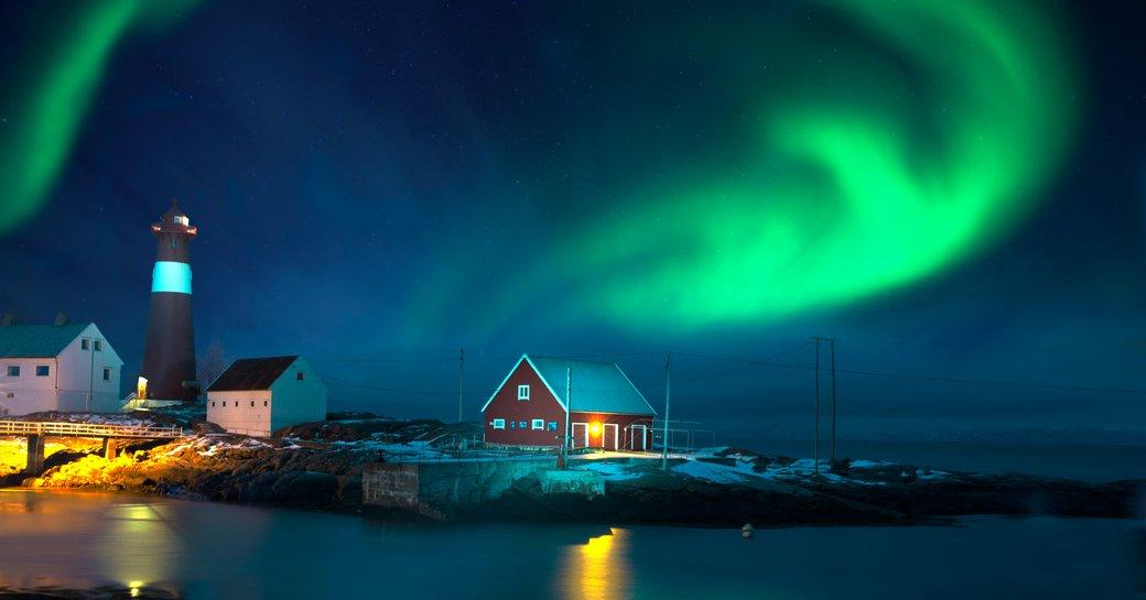 The Norwegian lights