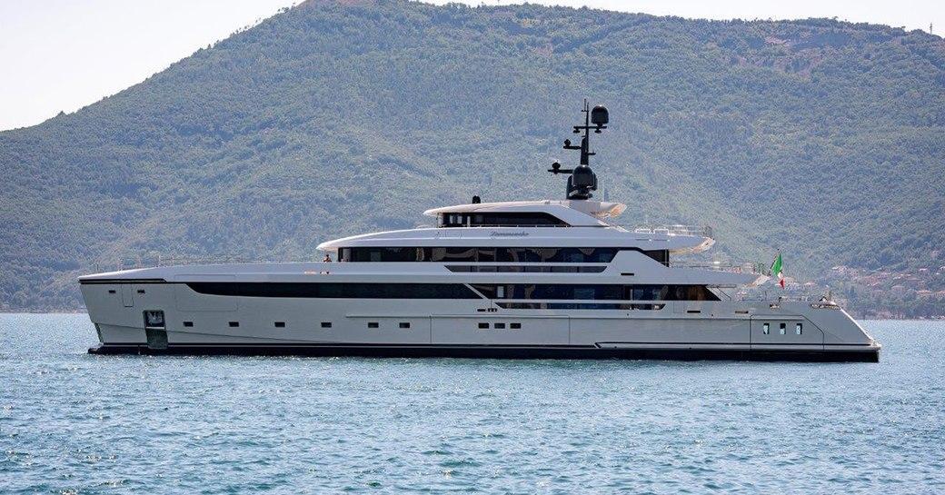 lammouche luxury yacht from sanlorenzo