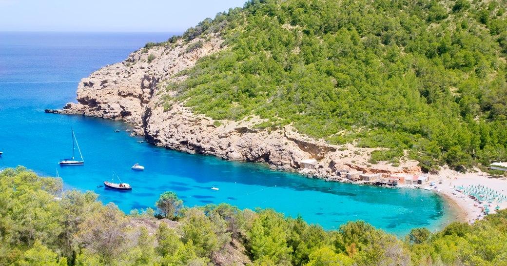 Harbour in Ibiza