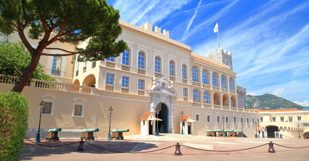 princes palace in monaco