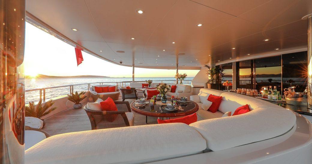 78m superyacht EMINENCE joins the charter fleet photo 8