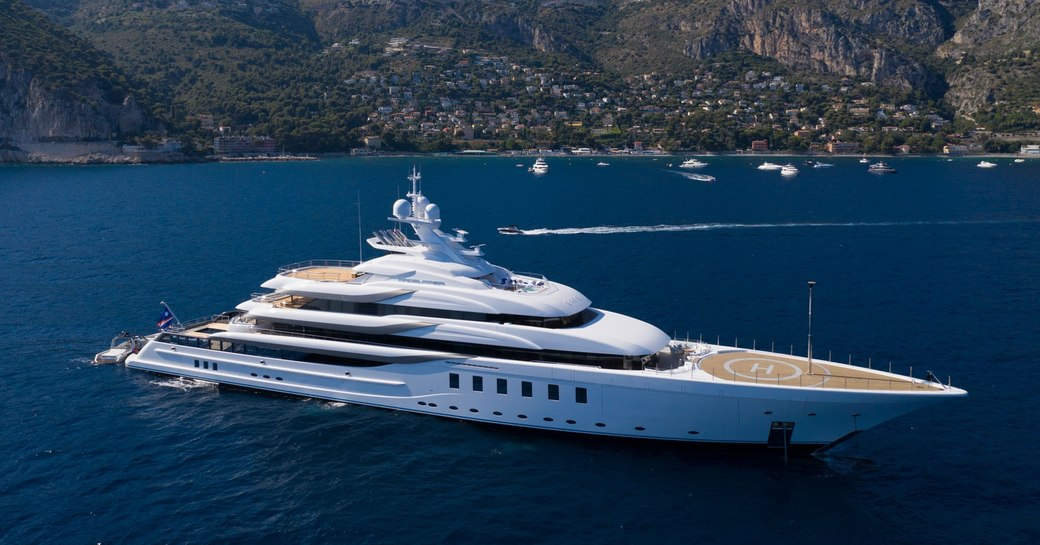 Charter yachts nominated for the 2020 Design & Innovation Awards photo 4