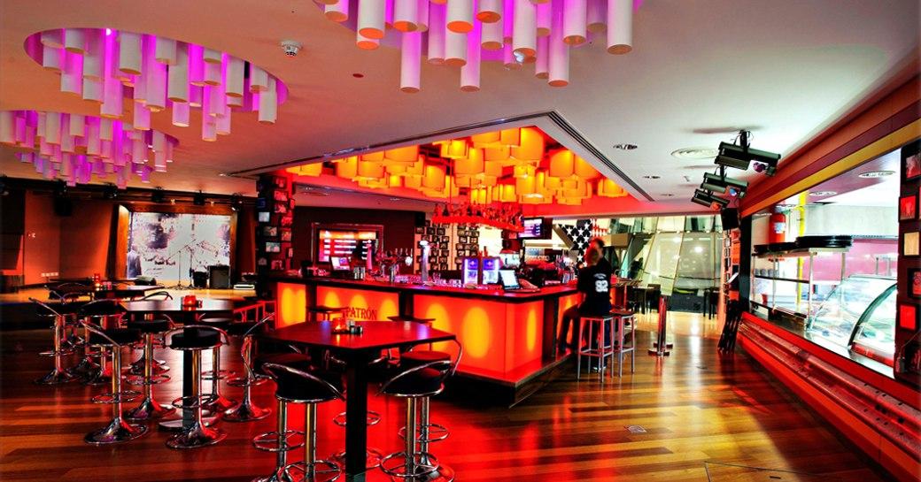 interiors of stars n bars in monaco