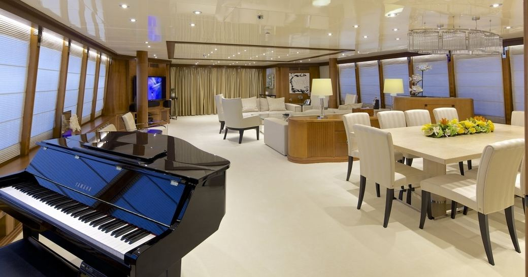 Charter Yacht O'LEANNA Available In Greece This September photo 1