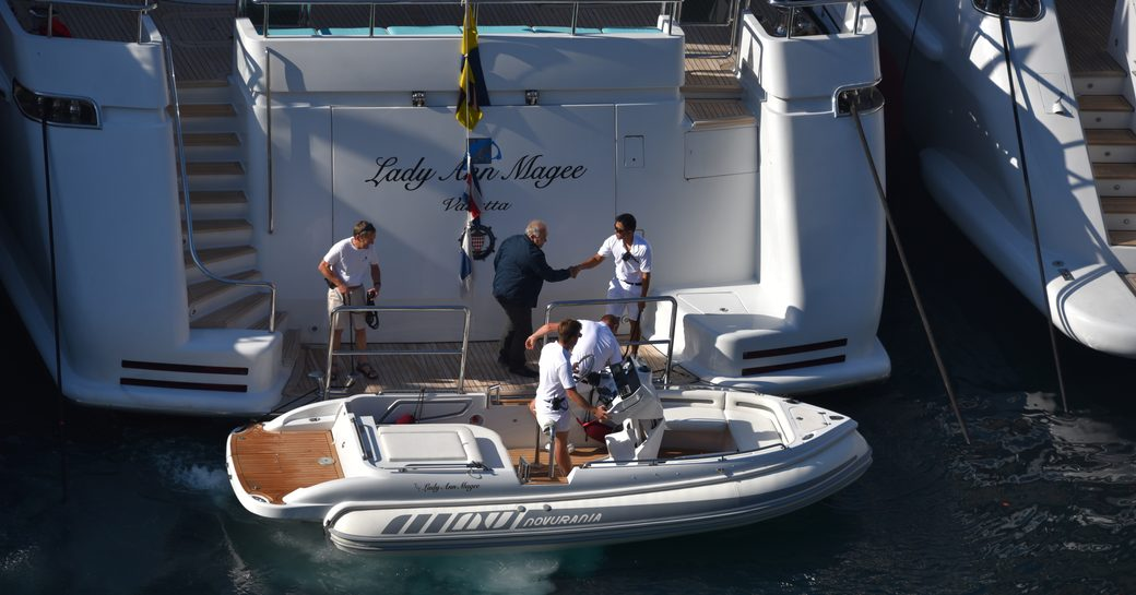 How to get on board your superyacht at the Monaco Grand Prix photo 2