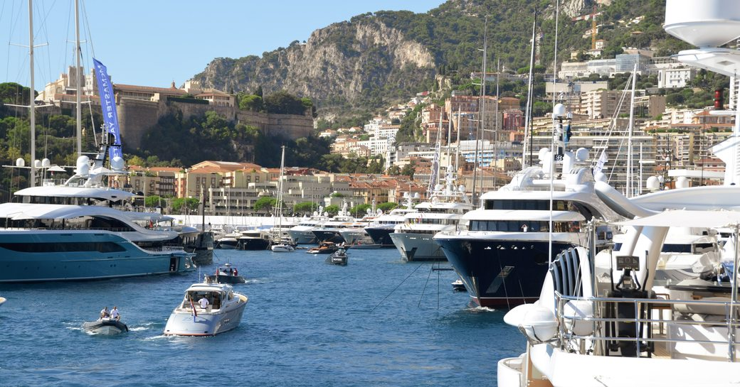 All the action from the Monaco Yacht Show 2018 so far photo 9