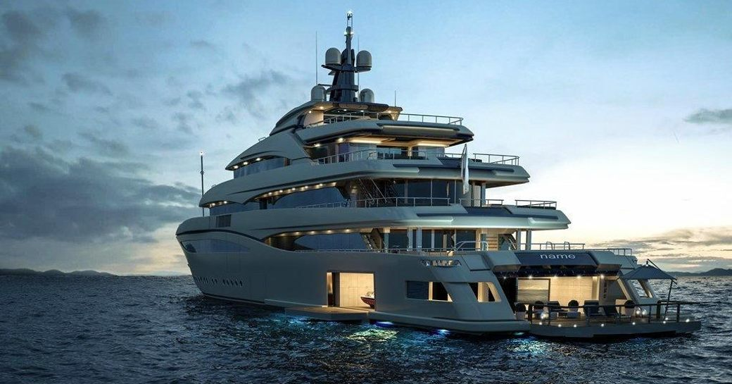 Brand New Superyacht 'Cloud 9' To Launch Soon From CRN photo 3