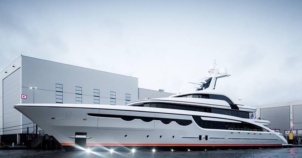 Abeking & Rasmussen launch 68m superyacht SOARING  photo 2