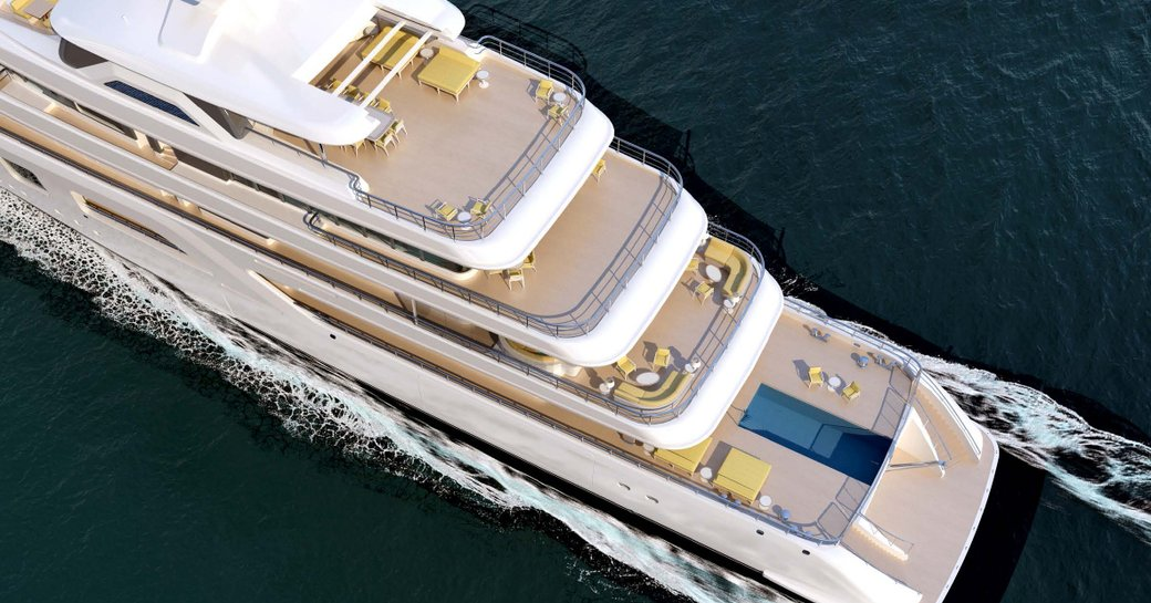 92m Feadship superyacht AQUARIUS joins the 2018 Monaco Yacht Show line-up photo 5