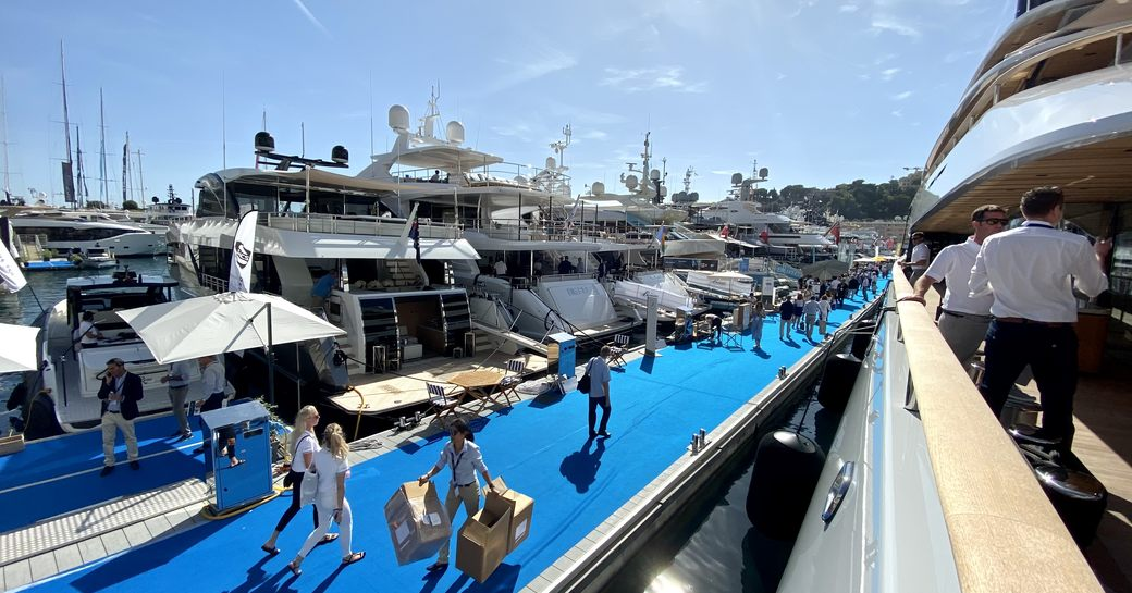 Monaco Yacht Show 2021 - Confirmed with a new client-focused format for its 30th anniversary  photo 3