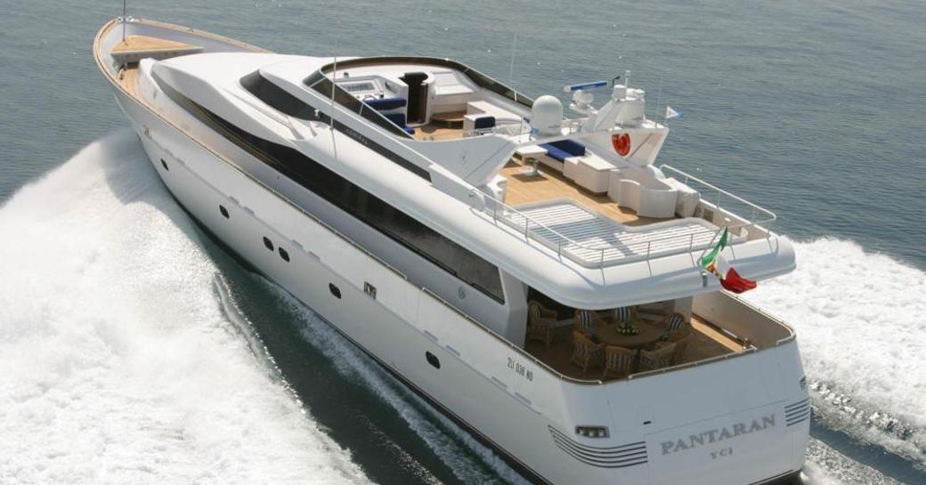 5 Luxury Yachts Open For Charter in the Greek Isles This Summer photo 5