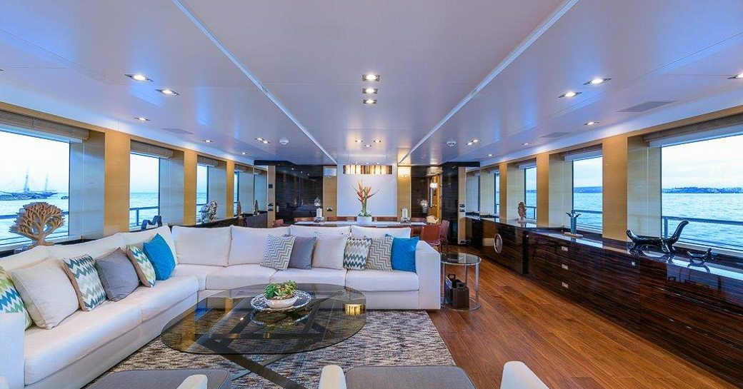 Freshly refit superyacht AFRICA joins charter fleet and offers vacations around the world photo 1