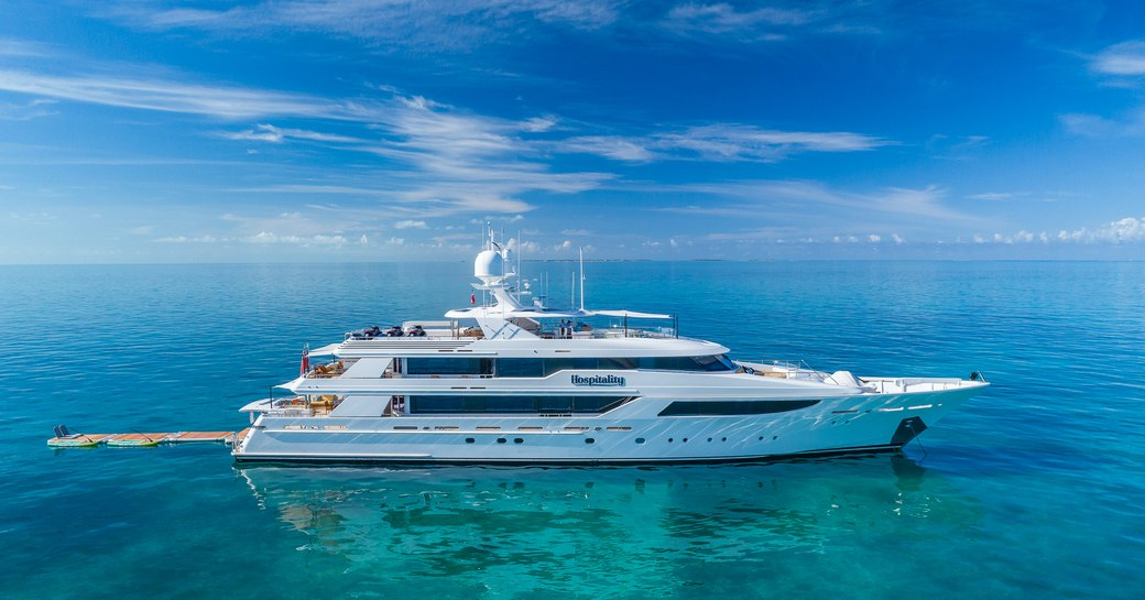 The must-see shortlist: The superyachts set to make their Antigua Charter Show debuts photo 25