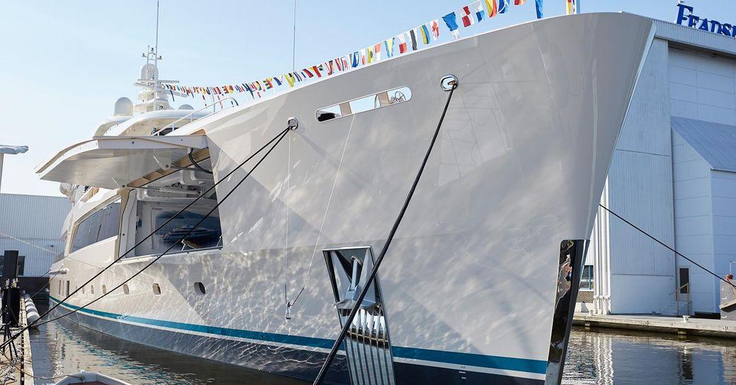 Brand New 70m Feadship Superyacht SAMAYA Nears Delivery photo 1