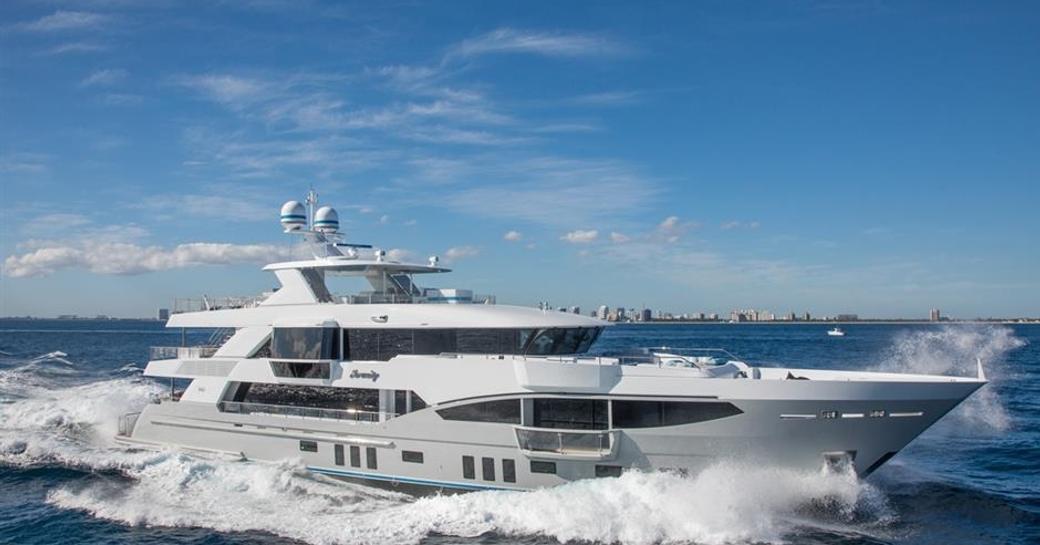 IAG superyacht SERENITY