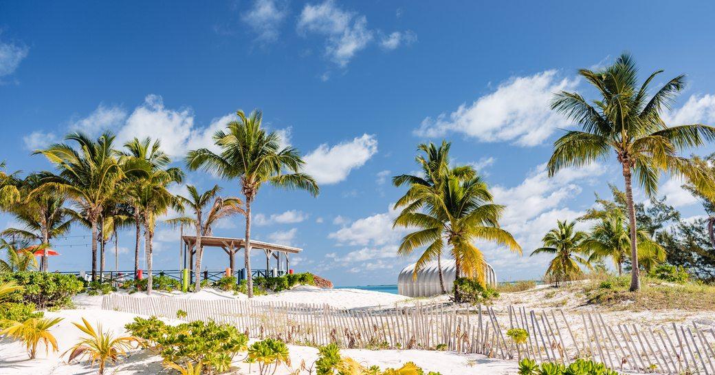 Treasure Cay Abaco Bahamas beach