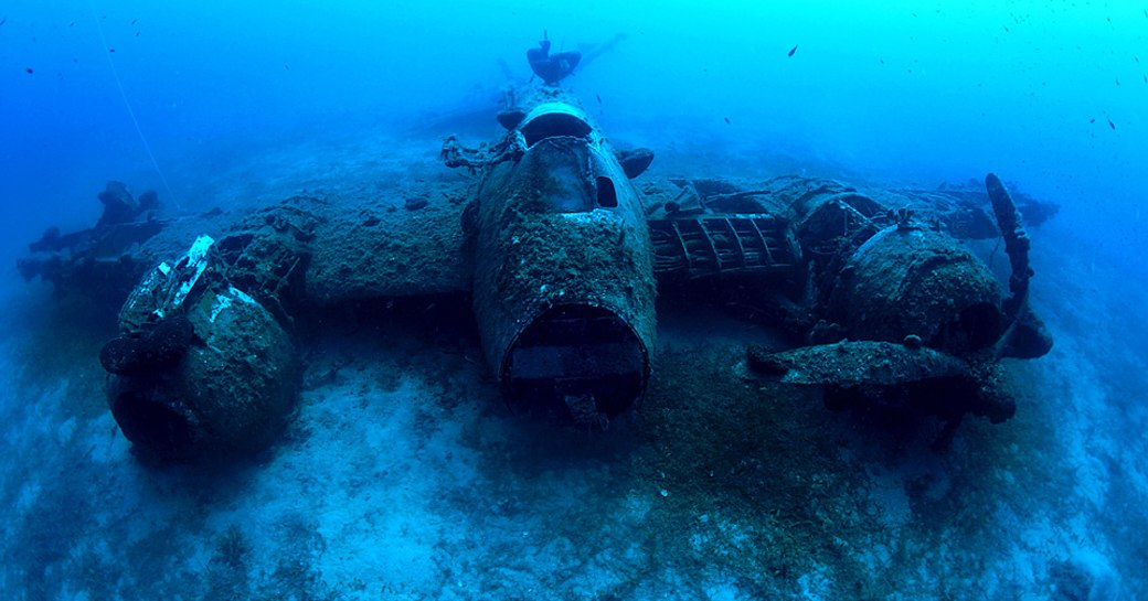 The Ultimate Guide To Wreck Diving In Greece photo 2