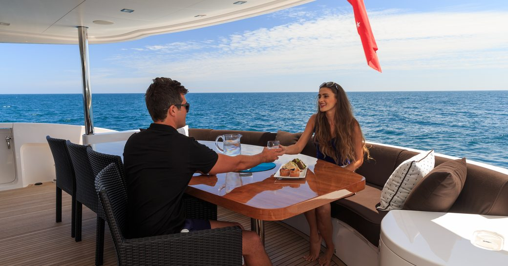Superyacht PARADISE Available For Exotic Charters In South East Asia photo 1