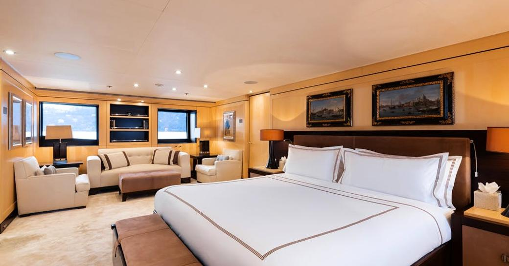 Newly renamed 55m motor yacht REVELRY now available for charter in Mediterranean photo 6