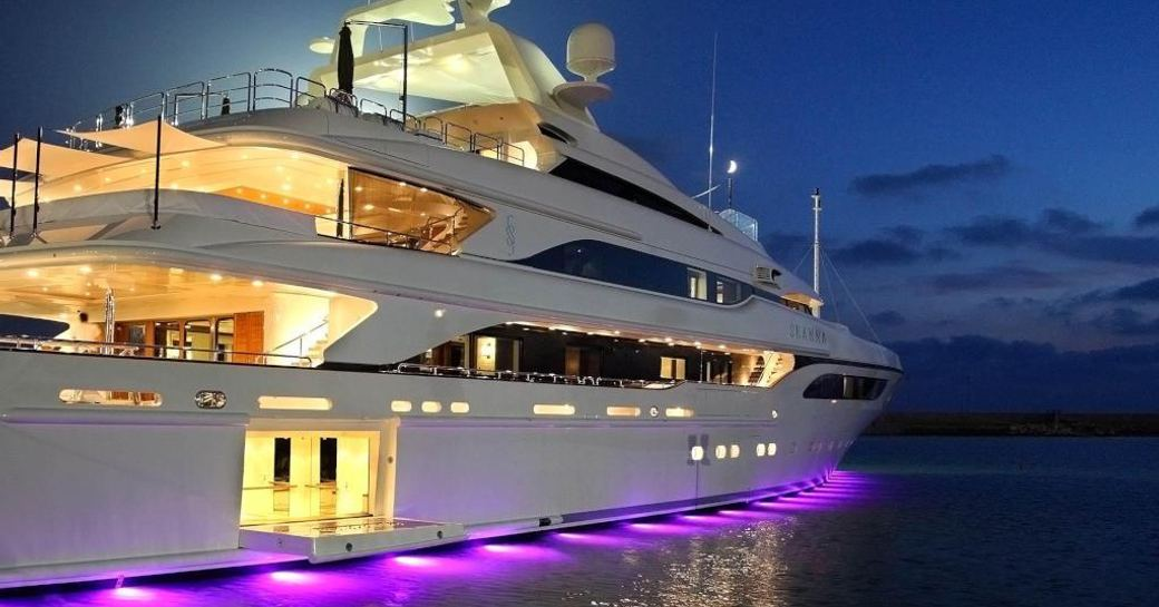 Superyachts Flock to St Barts For New Year's Eve 2016 photo 8