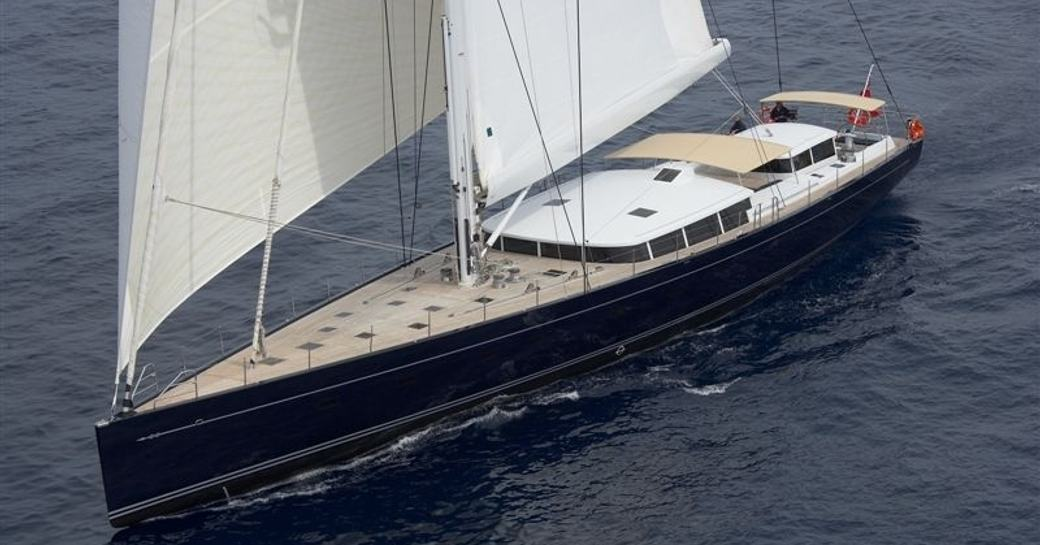 Sailing Yacht 'Cinderella IV' Available In Spain This Summer photo 8