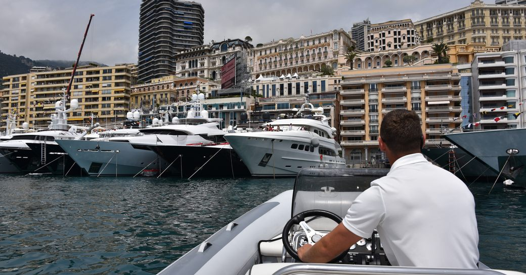 How to get on board your superyacht at the Monaco Grand Prix photo 5