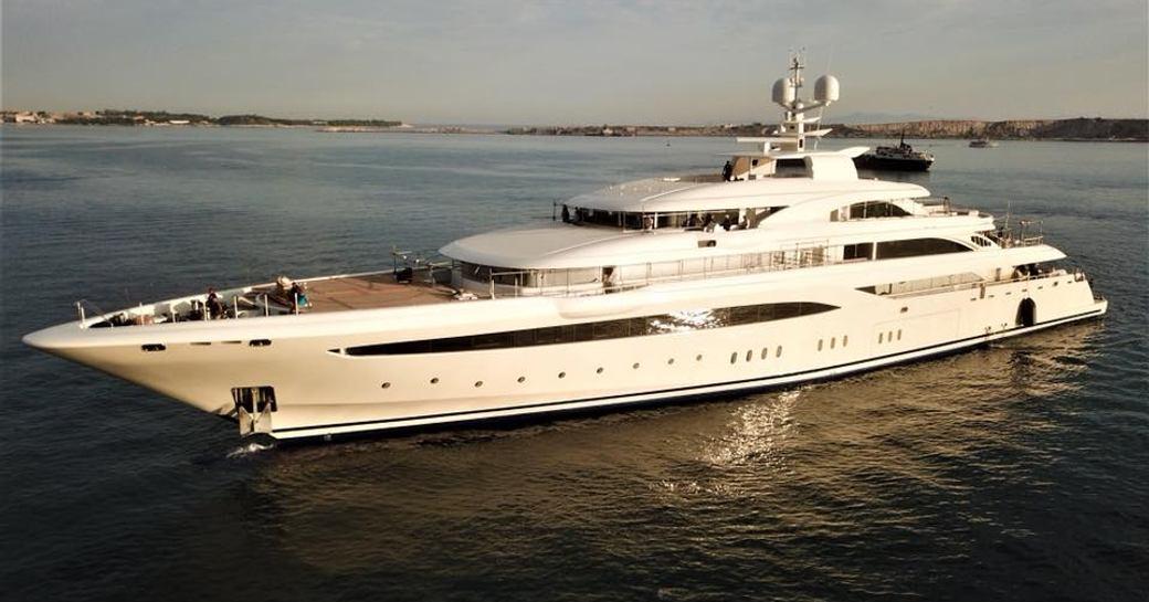 Golden Yachts superyacht O'PTASIA