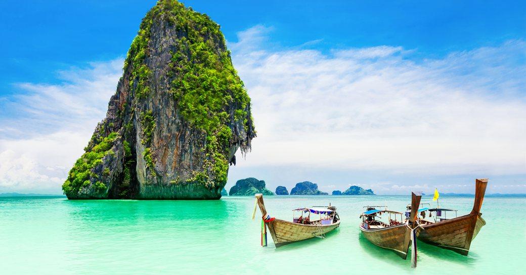 Phang nga in Thailand