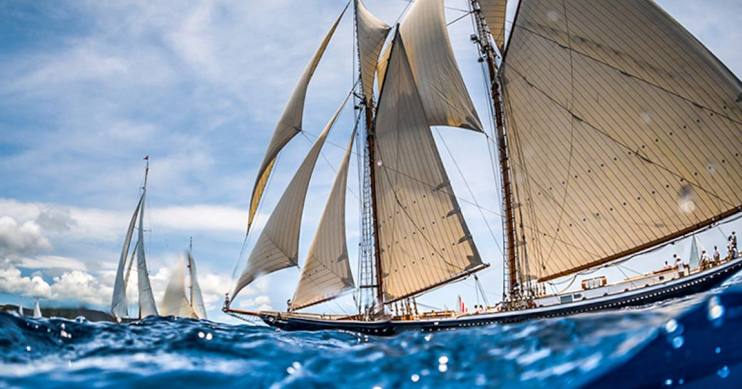 Chase the race: why you have to charter at The Antigua Classic Yacht Regatta photo 11