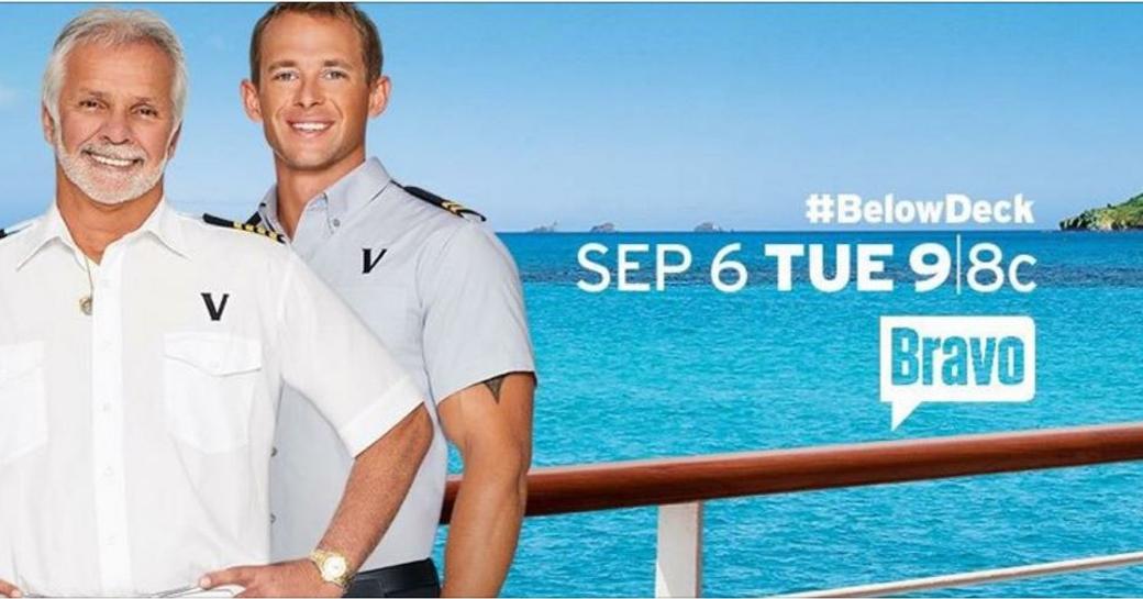 Below Deck Season 4 Premieres Tonight At 9PM EST Onboard 'VALOR' Yacht photo 4