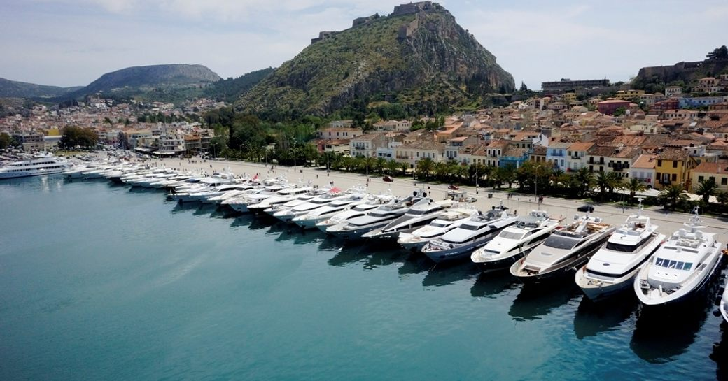 More Charter Yachts Confirmed For The Mediterranean Yacht Show 2017 photo 7